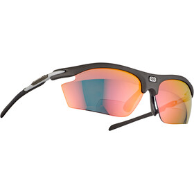 Rudy Project Rydon Readers +2.5 dpt Occhiali, nero/rosso